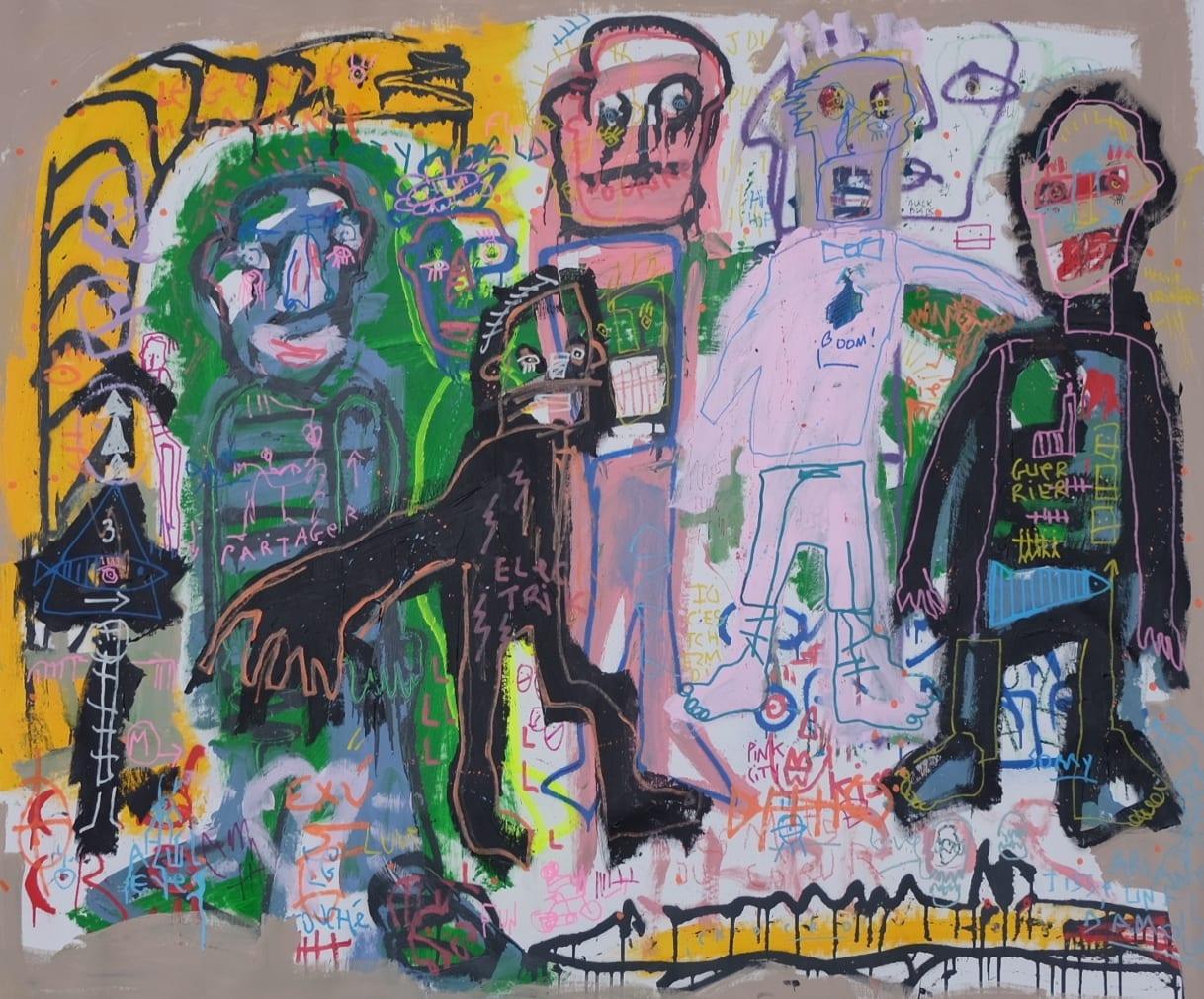 Jazzu artiste peintre