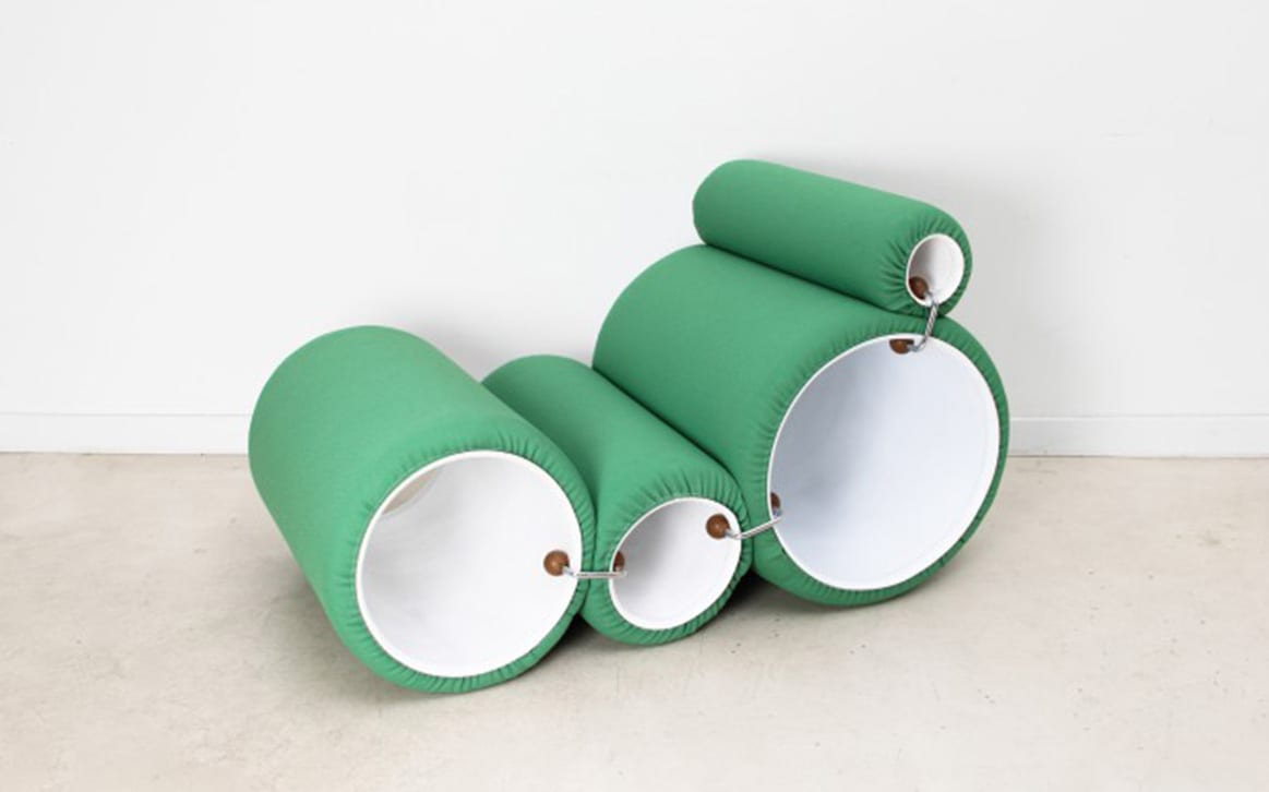 Joe COLOMBO - Tube chair, Circa 1969