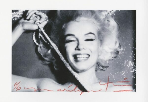 Bert Stern - Marilyn Monroe - The last sitting - Pearls 2
