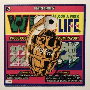 - Coca Grenade Lottery