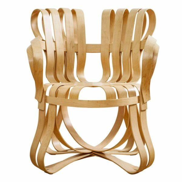 Franck Gehry - Cross Check Chair