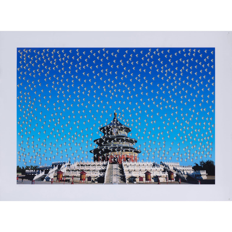 Huang Yan (born 1966) Temple of Heaven - 2008
