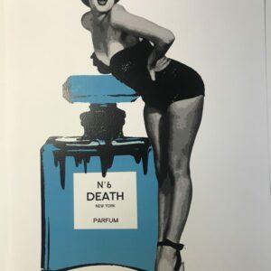 Death NYC - Marilyn N°6 death Chanel