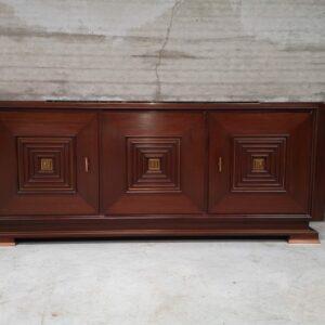 Enfilade 3 portes - Atelier Baptistin Spade - Circa 193
