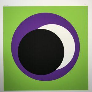 Geneviève Claisse - Abstract vert