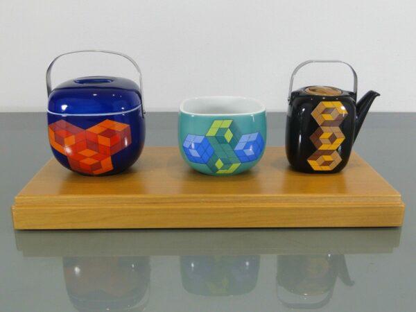 Set de vaisselle miniature
