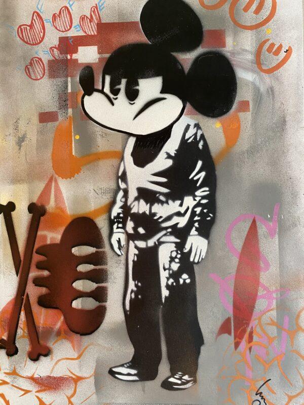 Alberto Blanchart - Angry Mickey