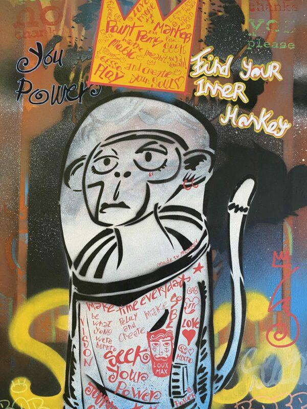 Alberto Blanchart - Find your iner monkey