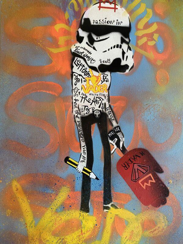 Alberto Blanchart - I love Vader