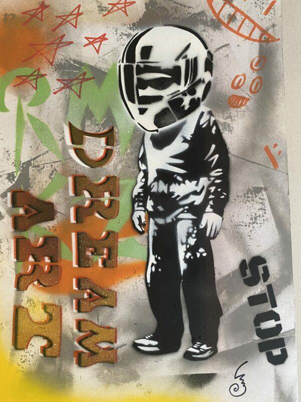 Alberto Blanchart - Stop dream art