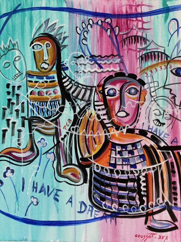 Patrick Coussot-Bex - I HAVE A DREAM