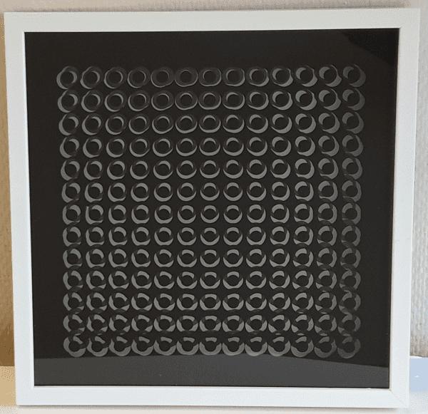 Victor VASARELY - Cinétique C, 1973 - Sérigraphie auctionlab