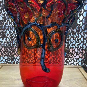 Costantini - Vase cristal de Murano