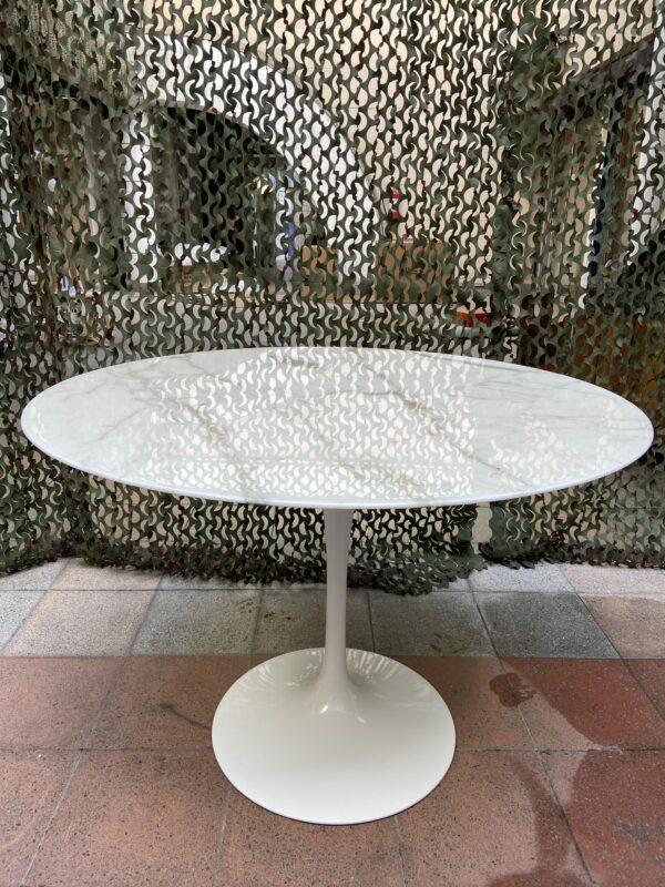 Eero Saarinen - Table marbre Tulipe