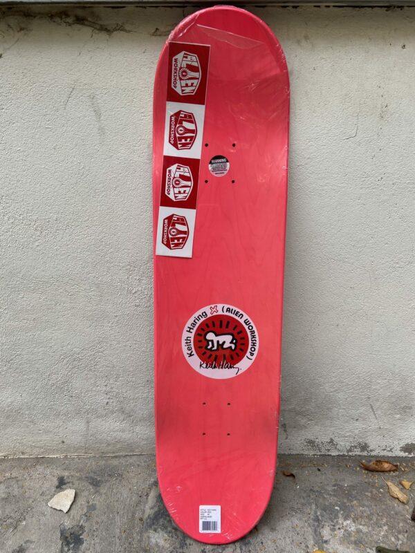Keith Haring - BABY - Skateboard