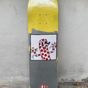 Keith Haring - DILL - Skateboard