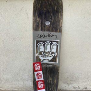 Keith Haring - MIKEY - Skateboard Alien