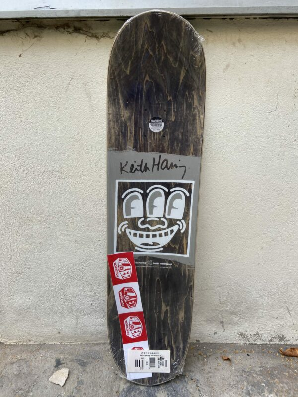 Keith Haring - MIKEY - Skateboard Alien