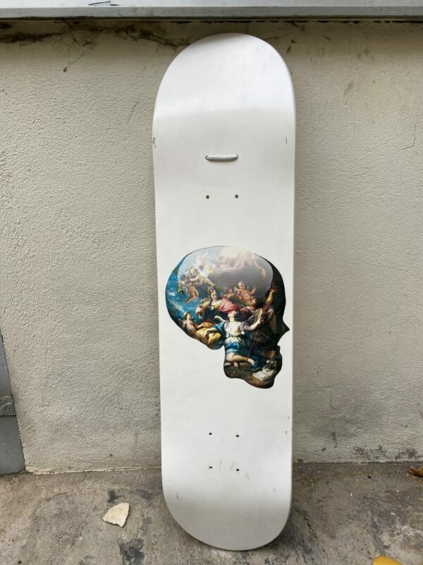 Maison Balthazar X Magnus Gjoen - Skateboard