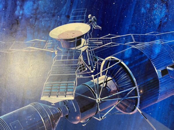 Raymond Loewy - Projet de station orbitale pour la NASA