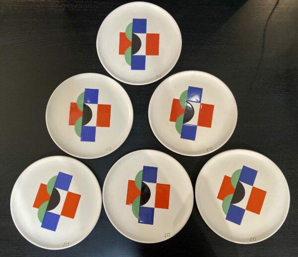 Sonia Delaunay - Service de table