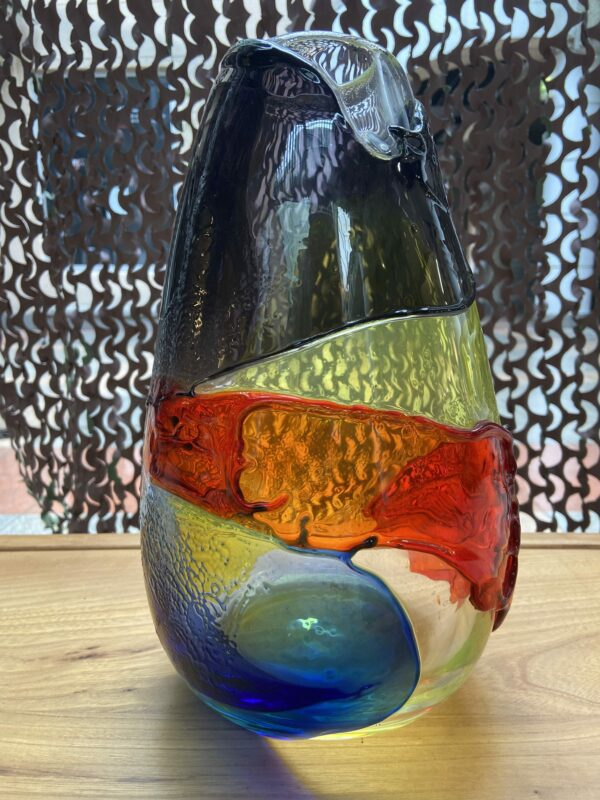 Vase multicolore - Salviati