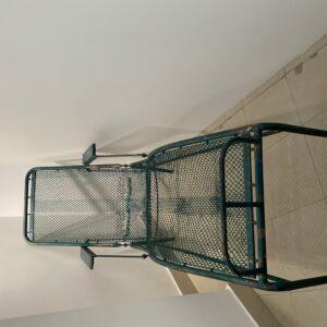 Chaise longue du sanatorium de martel de janville