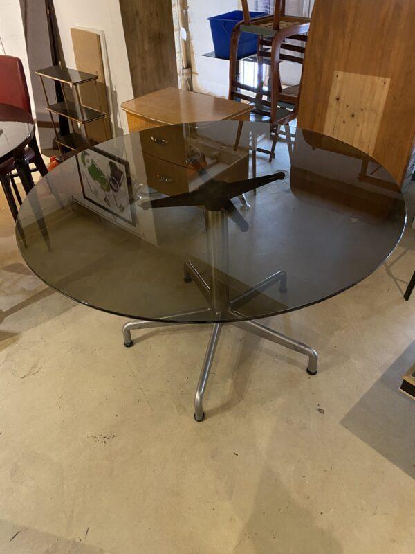 Charles Eames - Table en verre