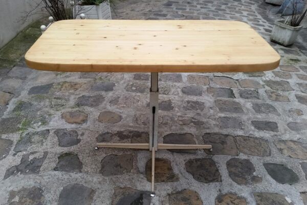 Charlotte PERRIAND - Table Rectangulaire ( Petit Modèle)