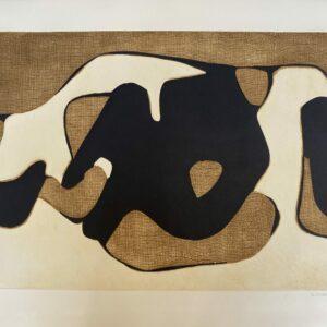 Conrad Marca-Relli - Composition 2 - Numéroté 64/75 - 1977