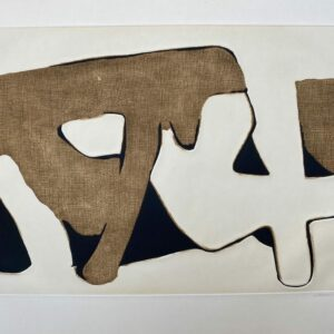 Conrad Marca-Relli - Composition 5 - Numéroté 2/75 - 1977