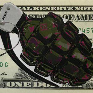 Death NYC – Vuitton grenade – 2016