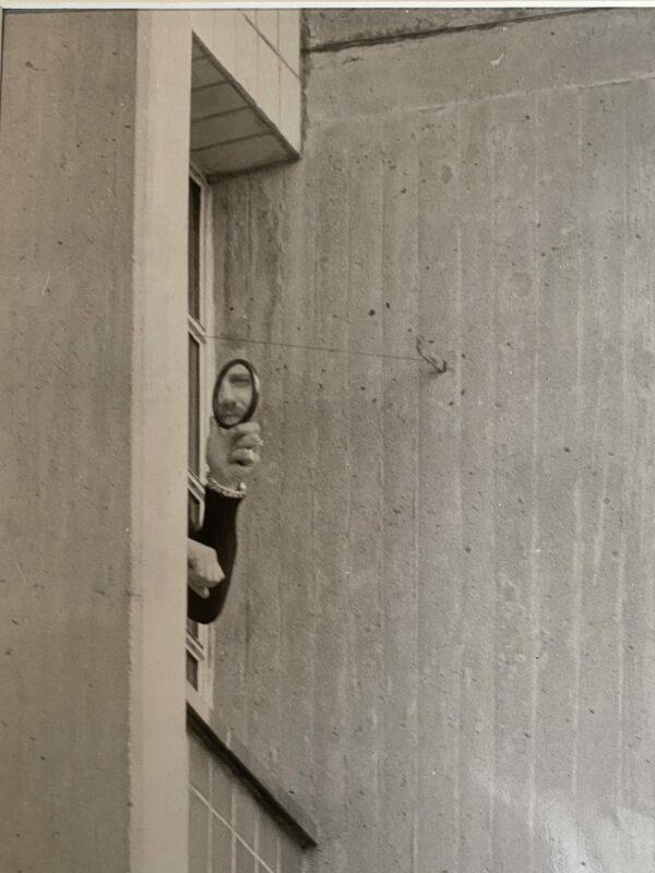 Francis APESTÉGUY - Andreas Bader - Prison de Stuttgart