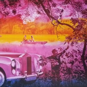 Jacques MONORY - Rolls Royce