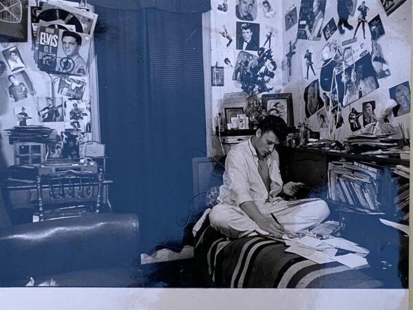 Johnny Hallyday - Dans sa chambre 61