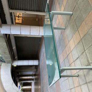 Le corbusier - Table de salle à manger / bureau LC6