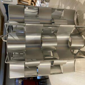 Max Sauze - Lustre Aluminium