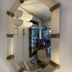 Miroir - Verre de Murano 3