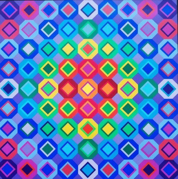 Victor Vasarely - Réponses à Vasarely