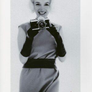 Bert Stern - Marilyn WITH BERT'S NIKON - 2011