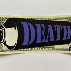 Death NYC - PURPLE DEATH SPRAY - 2017