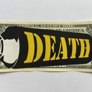 Death NYC - YELLOW DEATH SPRAY - 2017