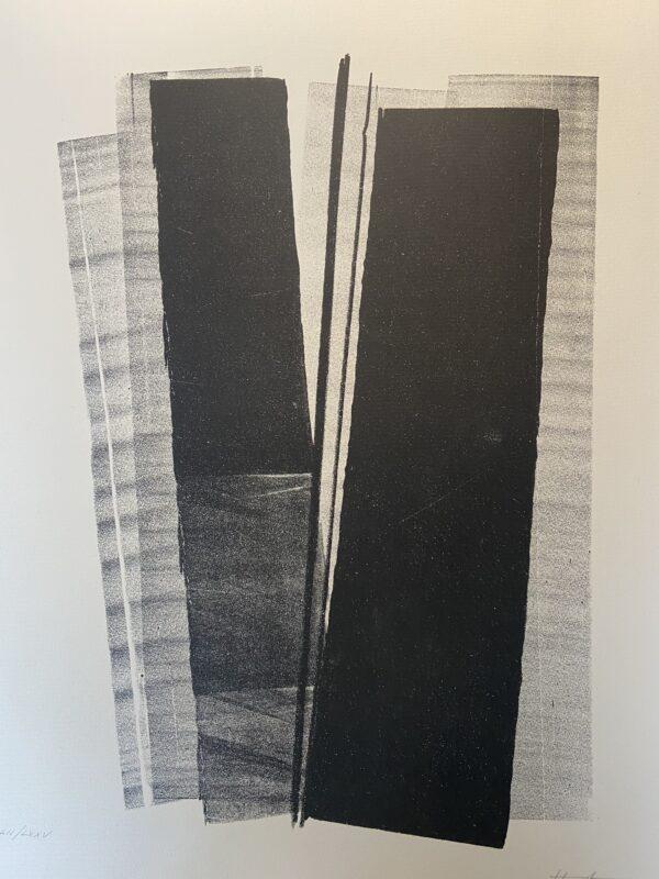 Hans Hartung – Lithographie Farandoles VI