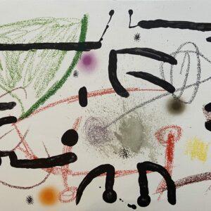 Joan MIRÓ – Maravillas con variaciones Acrósticas en el jardin de Miro 15