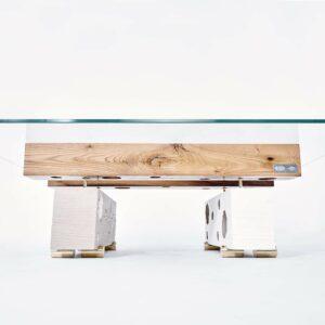 Ulysse André - Table basse Leonardy