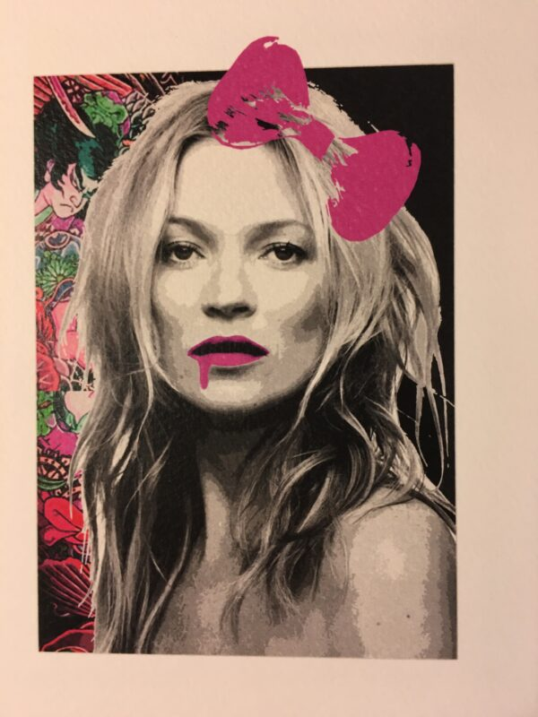 Death NYC - Hello Kitty Kate Moss - 2012