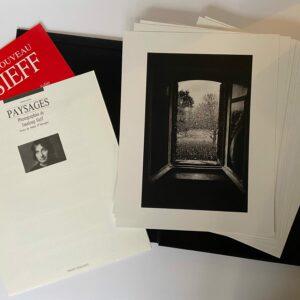 JeanLoup Sieff - Porte-folios de paysages