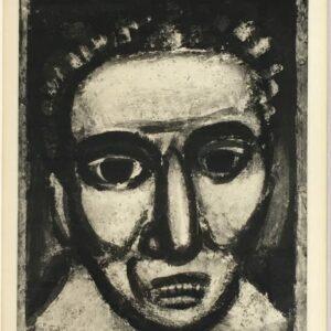 Satan III - Georges Rouault - 1926