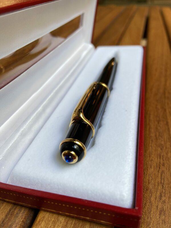 """Cartier - """"Diabolo"""" model ballpoint pen"""