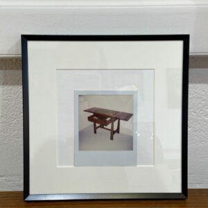 Andy Warhol - Photographie Polaroïd « bureau »